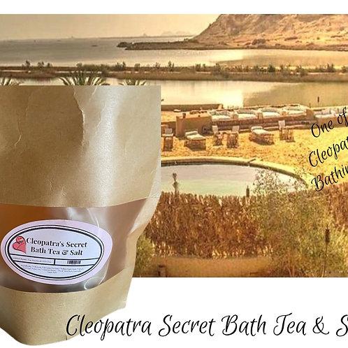 Cleopatra's Secret Bath Tea & Salt
