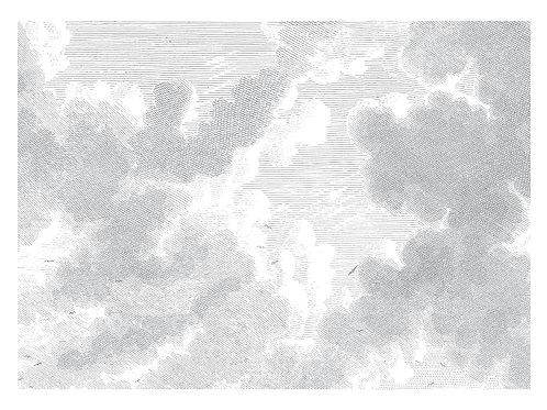 Fotobehang Engraved Cloudes ll - WP-651
