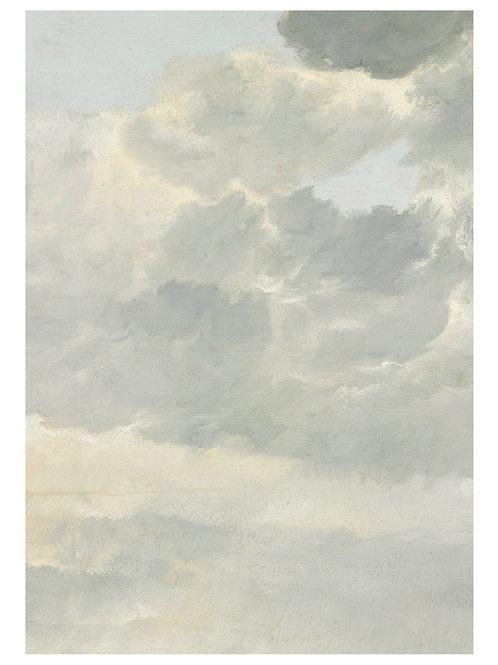 Fotobehang Golden Age Clouds - WP-206