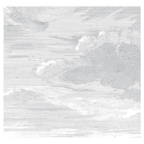 Fotobehang Engraved Cloudes l - WP-635