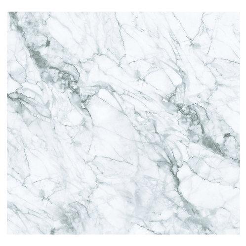 Fotobehang Marble - WIT / GRIJS - WP-558