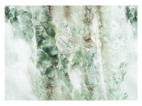 Fotobehang Marble - GROEN - WP-550