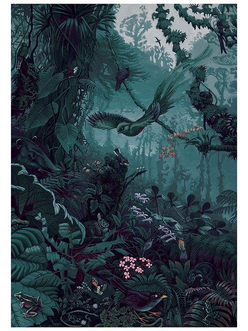 Fotobehang Tropical Landscapes - WP-711