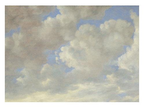 Fotobehang Golden Age Clouds - WP-229