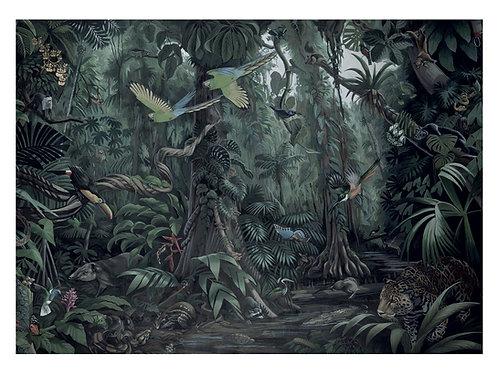 Fotobehang Tropical Landscapes - WP-602