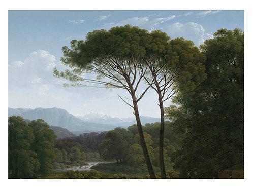 Fotobehang Golden Landscapes ll - WP-389