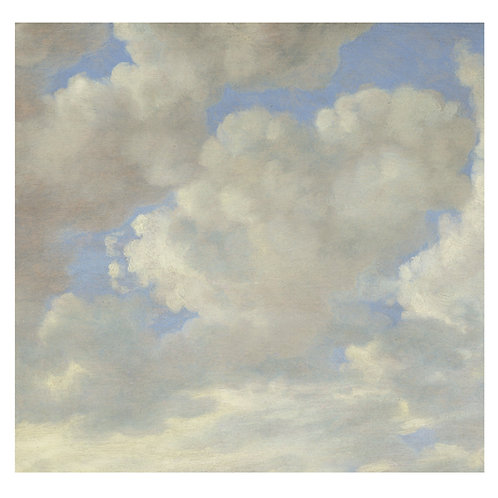 Fotobehang Golden Age Clouds - WP-215