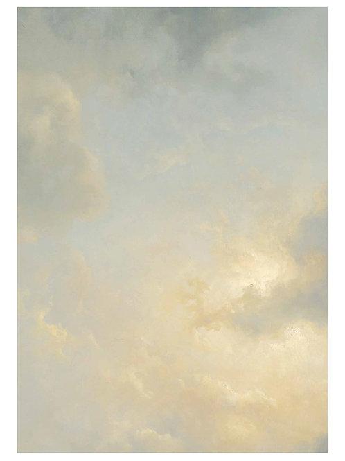 Fotobehang Golden Age Clouds - WP-393