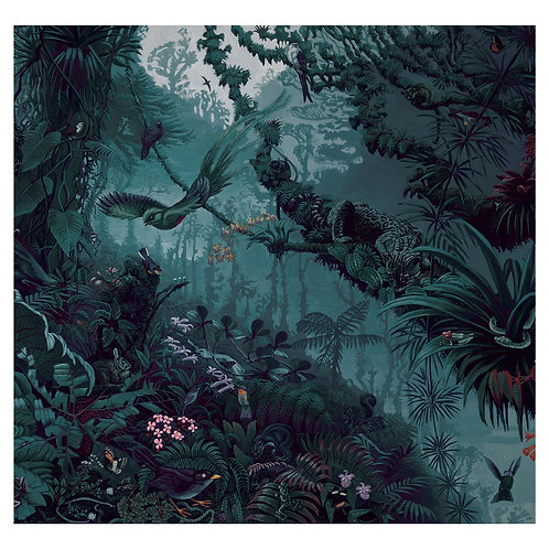 Fotobehang Tropical Landscapes - WP-712