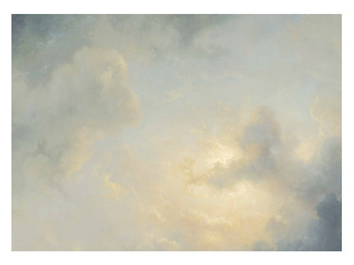 Fotobehang Golden Age Clouds - WP-397
