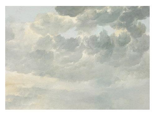 Fotobehang Golden Age Clouds - WP-230
