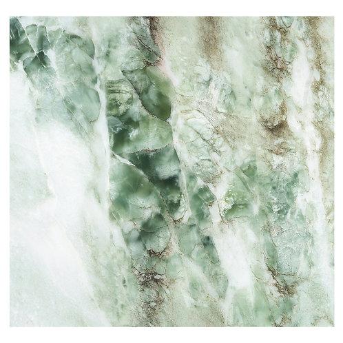Fotobehang Marble - GROEN - WP-549