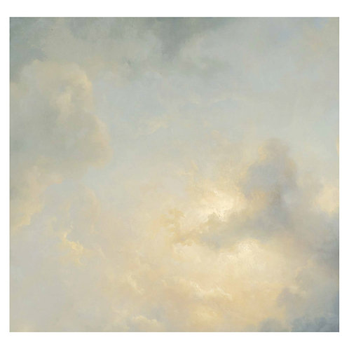 Fotobehang Golden Age Clouds - WP-395