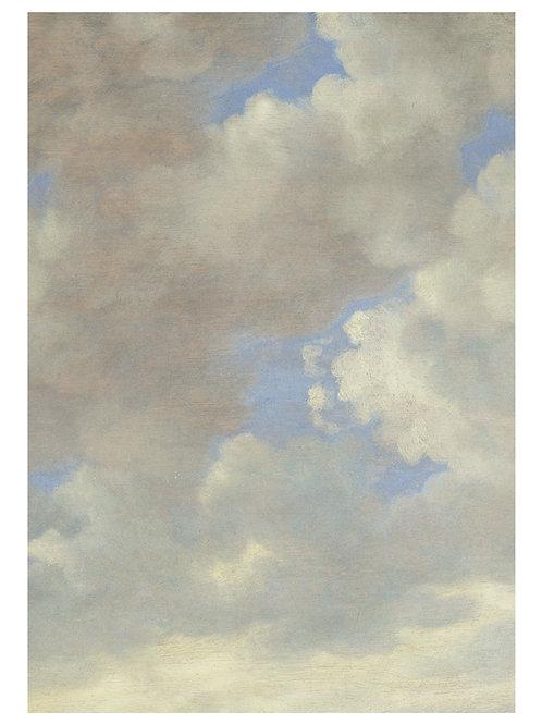 Fotobehang Golden Age Clouds - WP-205