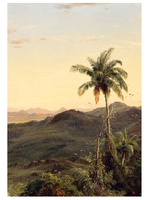 Fotobehang Golden Landscapes lll - WP-382