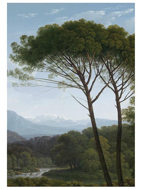 Fotobehang Golden Landscapes ll - WP-381
