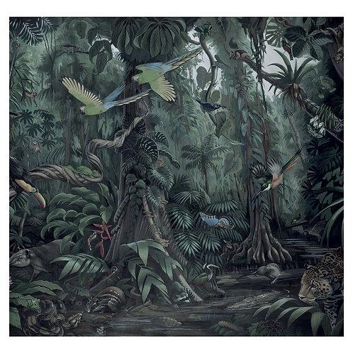 Fotobehang Tropical Landscapes - WP-601
