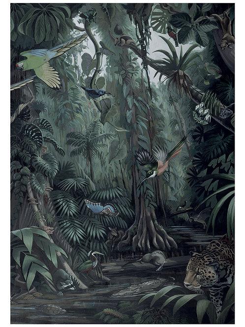 Fotobehang Tropical Landscapes - WP-600