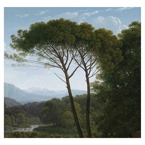 Fotobehang Golden Landscapes ll - WP-385