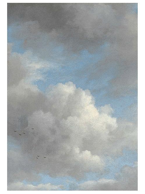 Fotobehang Golden Age Clouds - WP-392