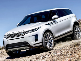 The New Evoque, A Tiny Velar?
