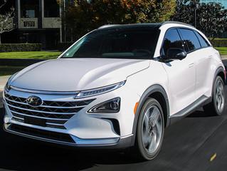 Hydrogen Hyundai