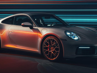 Same but Different, The New Porsche 911