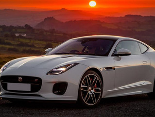 A Chequered F-Type