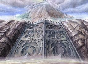 les portes de l'Olympe