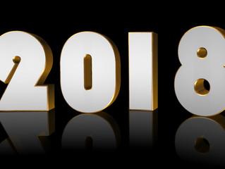 L'année 2018 : Tolérance et empathie !