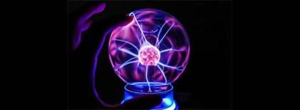 cerveau en diffusion neuronale dans une ampoule