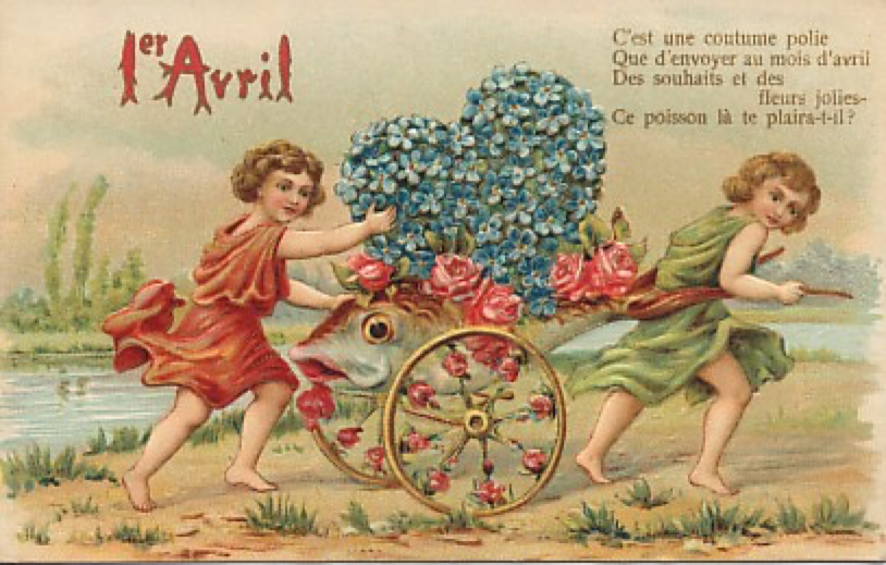1er avril le jour des farces