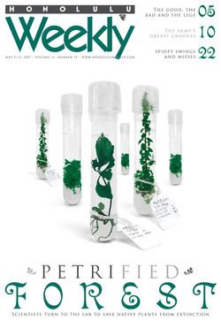 050907 Honolulu Weekly Cover