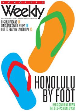 082907 Honolulu Weekly Cover