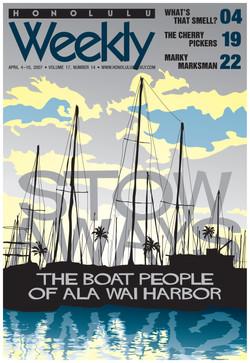 040407 Honolulu Weekly Cover