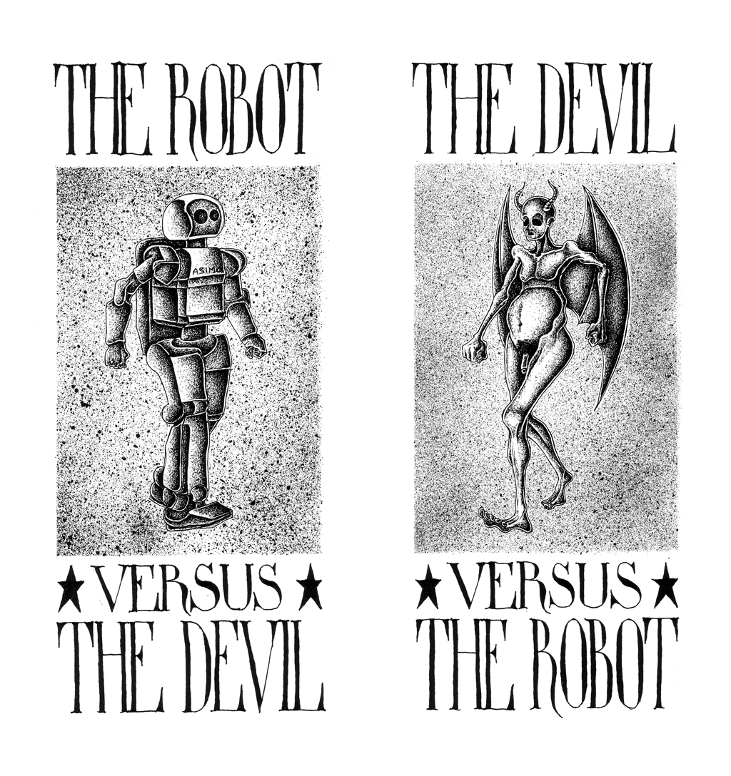 Devil vs Robot
