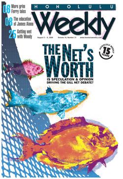 080206 Honolulu Weekly Cover