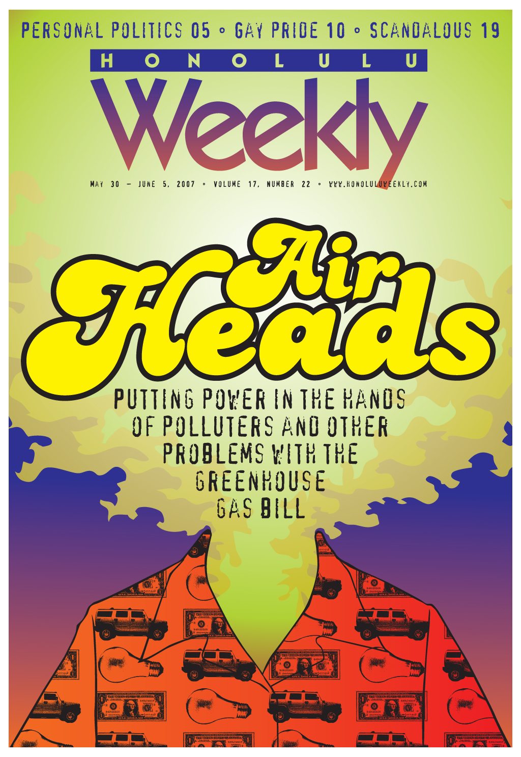 053007 Honolulu Weekly Cover