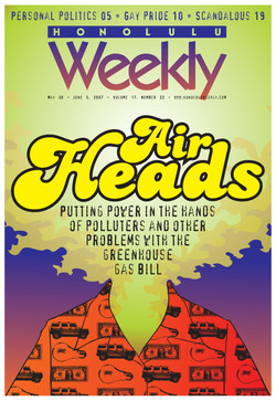 053007 Honolulu Weekly Cover