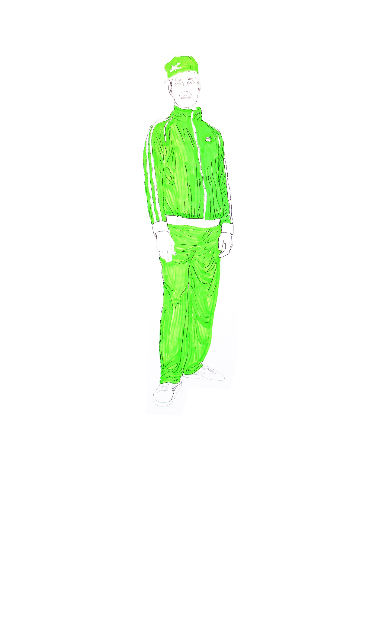 TrackSuit_Green