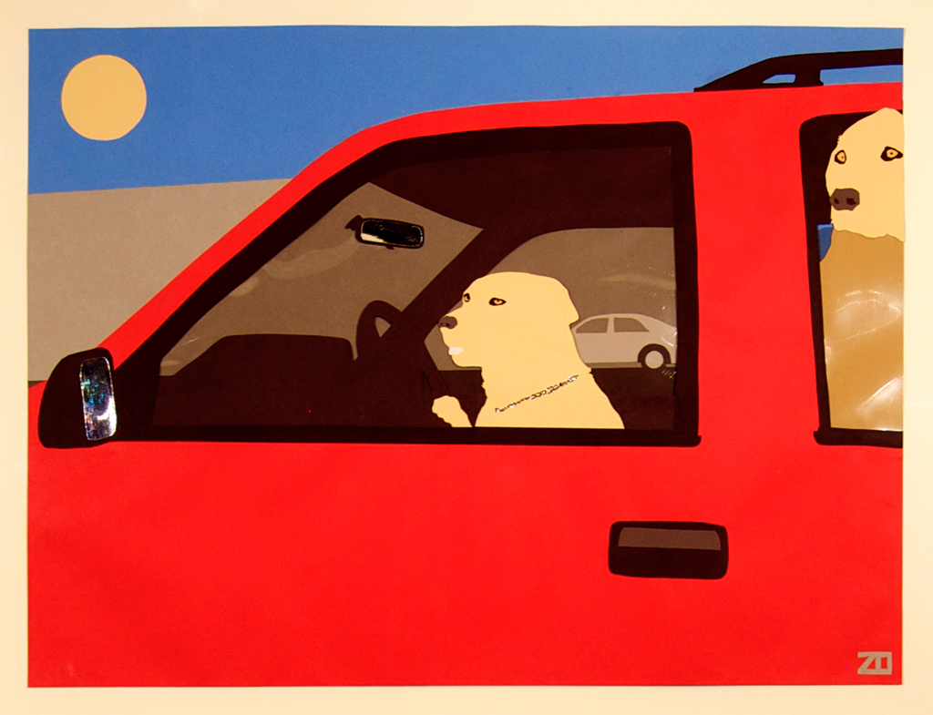 Dogs Drive