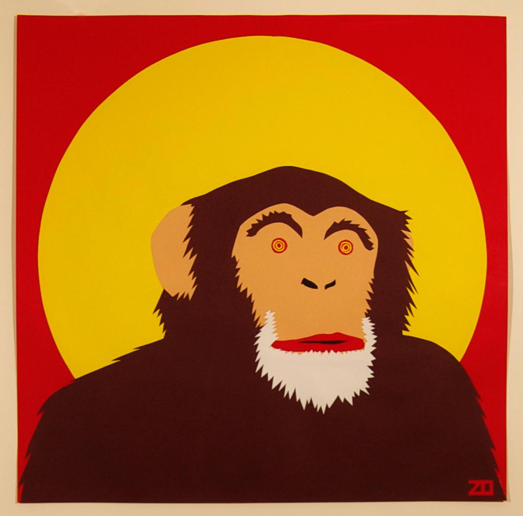 Crazy Eyed Monkey