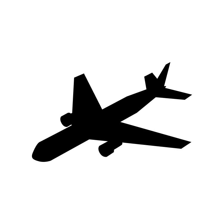 """Haci es """"plane"""" logo"""