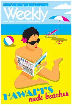 092609 Honolulu Weekly Cover