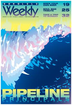 010307 Honolulu Weekly Cover