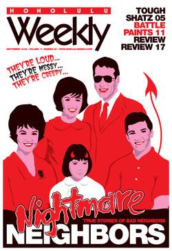 091907 Honolulu Weekly Cover