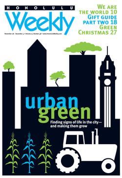 112807 Honolulu Weekly Cover