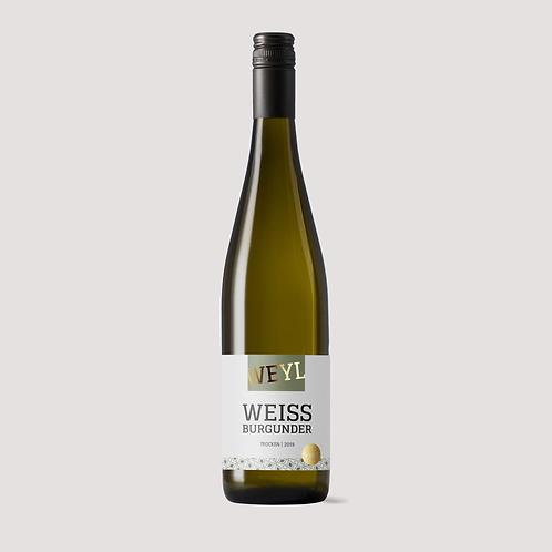 2019er Weisser Burgunder, trocken