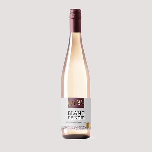 2019er Blanc de Noir, Spätburgunder, trocken