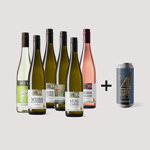 Online-Weinpicknick – süß & fruchtig